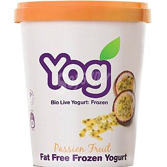 YOG Yogur helado de frutas de pasión Tarrina 500 ml