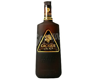 Cacique 500 Ron Extra Añejo Reserva Botella 70 cl