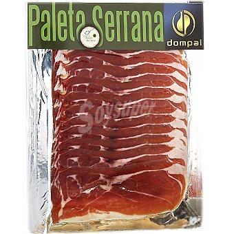 Dompal Paleta serrana en lonchas Sobre 200 g