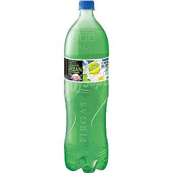 FIRGAS URBAN Refresco de lima limón con gas botella 1,5 l 1,5 l