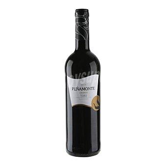 Bodegas Riojanas Vino d.o toro peñamonte tinto crianza 75 cl