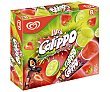 Calippo de lima-limón-fresa Pack 8x105 ml Calippo Frigo