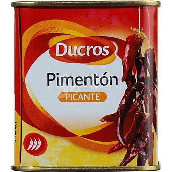 Ducros Pimentón picante Lata 75 g