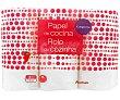 Rollo de cocina compacto Paquete de 3 unidades Auchan