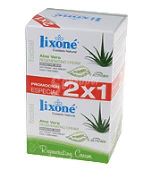 Lixone Crema regeneradora de aloe vera 50 ml