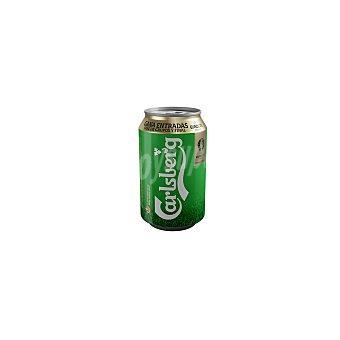 Carlsberg Cerveza Lata 33 cl