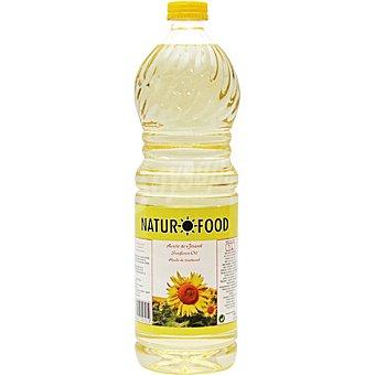 Naturfood aceite de girasol botella 1 l