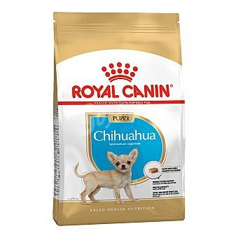 Royal Canin Chihuahua junior pienso para perros cachorros hasta 8 meses de raza Chihuahua Bolsa 1,5 kg