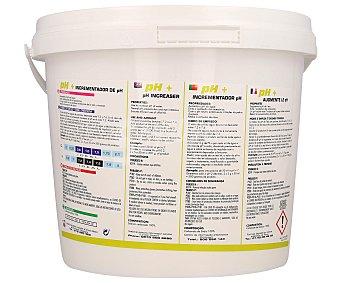 Pqs Incrementador de pH granulado, 5 Kg