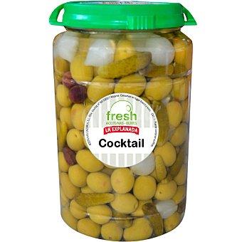 LA EXPLANADA Fresh Cóctel de encurtidos Envase 800 g