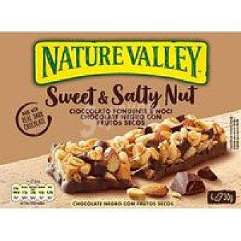 Nature Valley Barrita de cereales S&S chocolate Caja 120 g