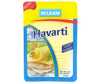 OLDENBURGER Queso Havarti 200 gr
