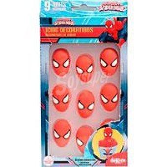 Spiderman Figura de azúcar Caja 40 g