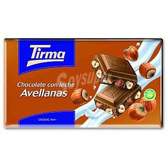 Tirma Tirma tableta chocolate con leche y avellanas 170 gr