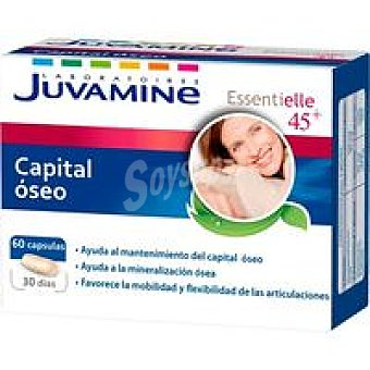 JUVAMINE Capital Oseo 60 capsulas