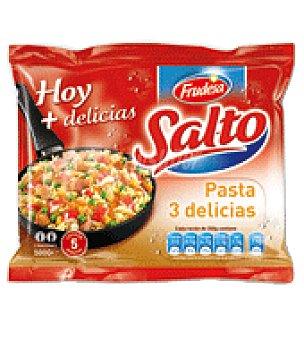 Findus Pasta Tres Delicias Salto 500 g