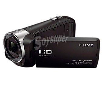 """SONY CX240 Videocámara de alta definición, 27x de zoom, pantalla giratoria de 2.7"""""""