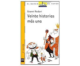 Editorial SM Veinte historias y una más, gianni rodari. Género: infantil, editorial SM