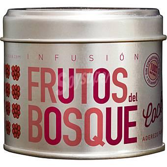 Cocktelea té de frutos rojos liofilizado 100% natural aderezo para cocktelería Tarro 15 g
