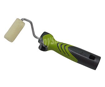 Auchan Mini rodillo para lacar o barnizar, 60 milímetros 1 unidad