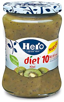 Diet Rádisson Confitura de kiwi hero Frasco 280 g