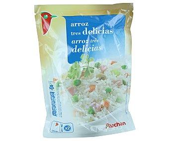 Auchan Arroz 3 delicias 125 gramos