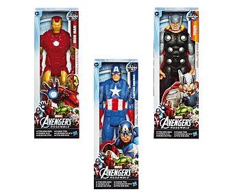 Marvel Figuras artículadas Titán de 30 centímetros de alto, Los Vengadores 1 Unidad