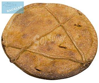 Empanada de bacalao 700 gr