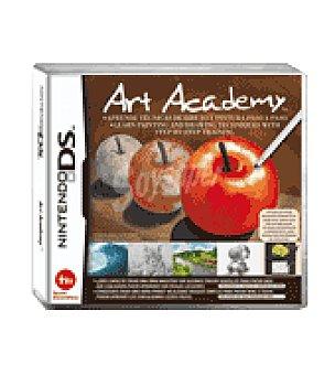 Nintendo Juego art academy nintendo ds