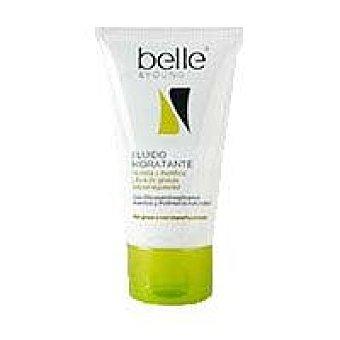 Belle Fluído hidratante piel grasa  Tubo 75 ml