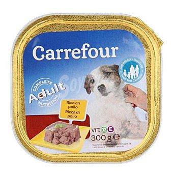 Carrefour Delicias de pollo para perro 300 gr