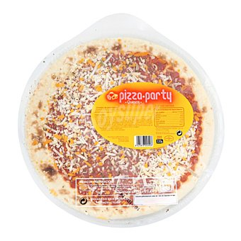 Party Pizza 3 quesos 330 g