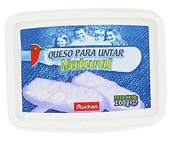 Auchan Queso para Untar Natural 200g
