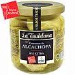 Corazón de alcachofa 8/12 IGP Tudela Frasco 210 g La Tudelana