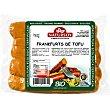 Salchichas frankfurt de tofu ecológicas Envase 200 g Natursoy