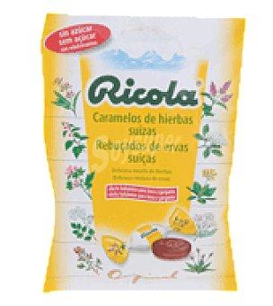 Ricola Caramelos sin azúcar hierbas suizas 70 g