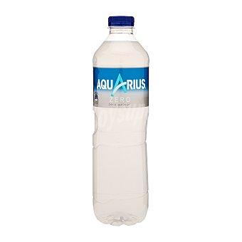 Aquarius Bebida isotónica sabor limón zero sin azúcar Botella 1,5 l