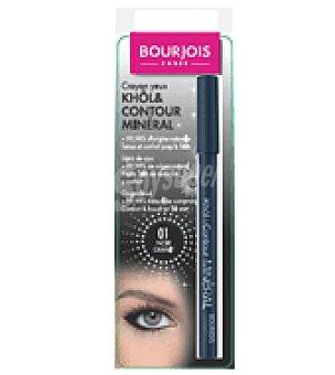 Bourjois Contorno de ojos mineral noir 1 ud