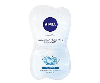 Nivea Mascarilla máxima hidratación 1 unidad (15 ml)