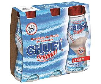 Chufi Horchata de Chufa Pack 3 x 250 ml
