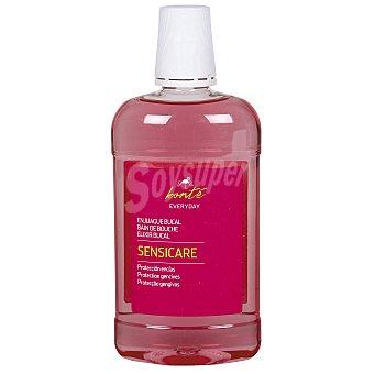 Bonté Enjuague bucal sensicare protección de encias Botella 500 ml