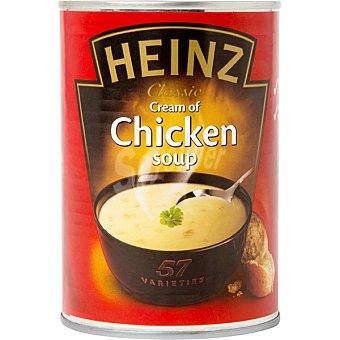 Heinz Sopa de pollo Lata 400 g