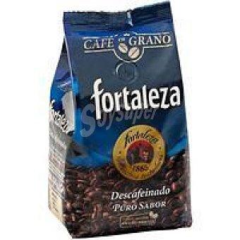 Fortaleza Café en grano descafeinado Paquete 250 g