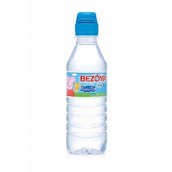 Bezoya Agua mineral tapón sport Botellín 33 cl