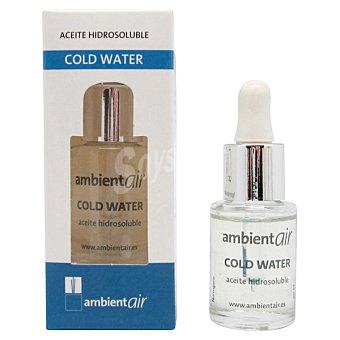 AMBIENT AIR Recambio ambientador eléctrico aceite cold water