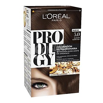 Prodigy L'Oréal Paris Tinte coloración extraordinaria nº 5.0 Alezan Castaño Claro 1 ud