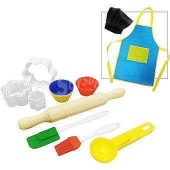 Gran Chef kit de repostería para niños