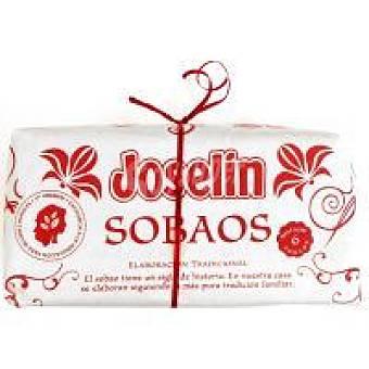 Joselin Sobaos 6 unid