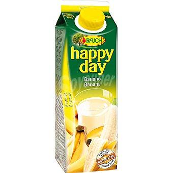 RAUCH HAPPY DAY Zumo de plátano Envase 1 l