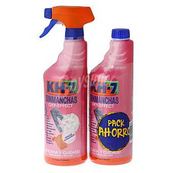 KH-7 Quitamanchas oxy-effect 750 ml
